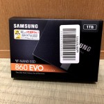 SSDの箱