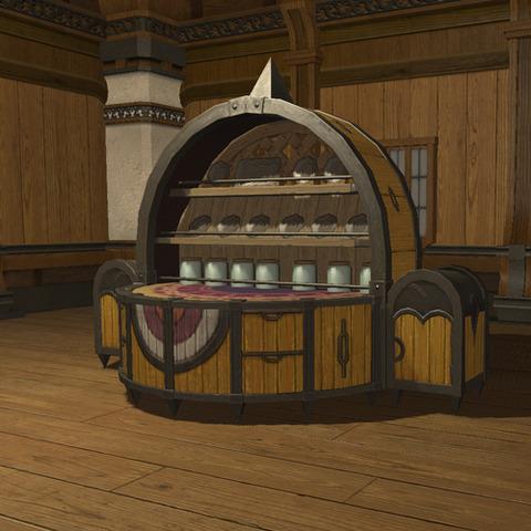 アーリマンカップボード