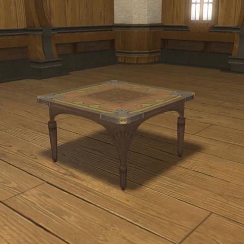 シュラウド・テーブル2