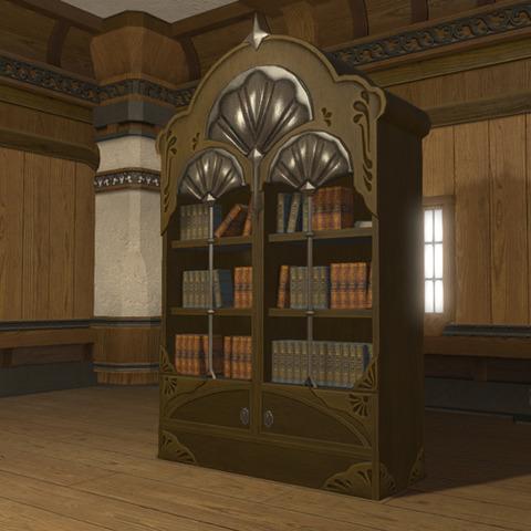 御用邸の本棚