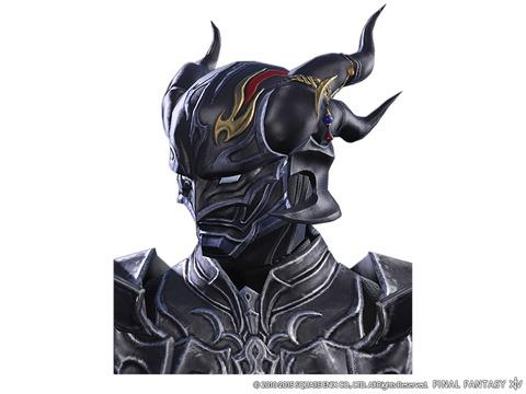頭装備-バロンヘルム(セシル暗黒騎士ver)