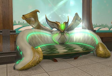 嵐神ガルーダの長椅子2