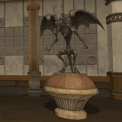 ヴォドリガの彫像2