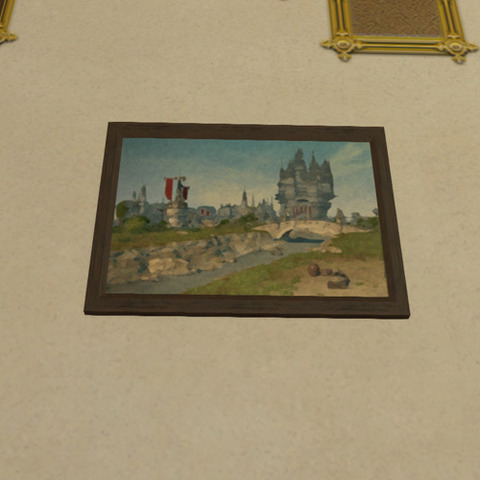 海都の風景画2