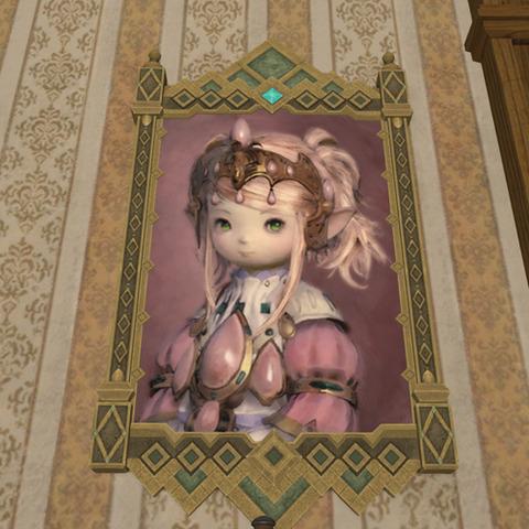 女王の肖像画